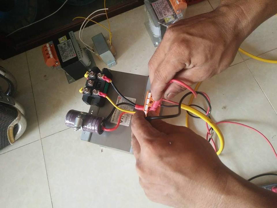 máy biến áp 1 chiều DC